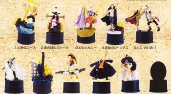 One Piece bottle cap figures 2