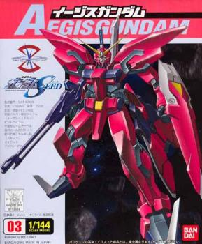 Gundam Seed Model kit 1/144 HG Eagis Gundam