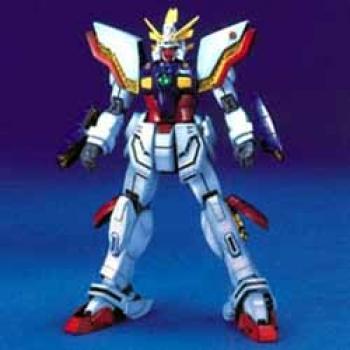 Master Grade Series GUNDAM Model Kit Shining Gundam