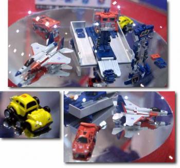The smallest transformers vol 1 random figure