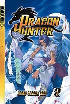 Dragon hunter vol 01 GN