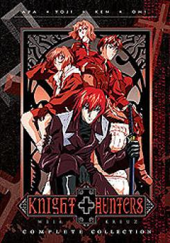Knight hunters Box set DVD