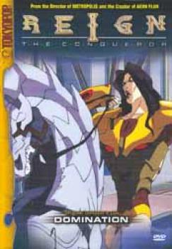 Reign vol 3 Conqueror domination DVD