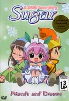 Sugar vol 02 Friends and dreams DVD