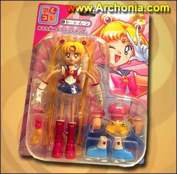 Sailor Moon Spaghetti action figure