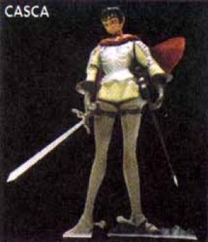 Berserk Mini figure Casca