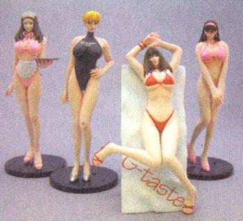 G-taste pvc figure part 3 - D Sayuri Kawamura