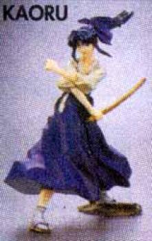 Rurouni Kenshin Mini figure Kaoru