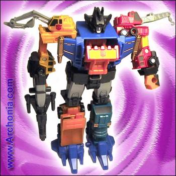 Transformers Micromaster part 4 Six Builder box of 12 micromasters