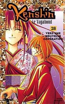 Kenshin le vagabond tome 28