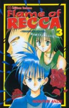 Flame of Recca tome 03