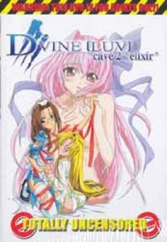 D vine Luv vol 2 DVD