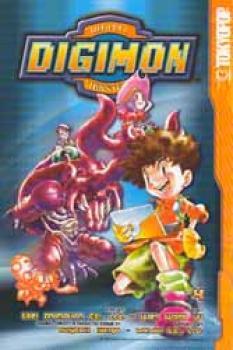 Digimon vol 4 GN