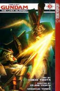 Gundam wing Last outpost vol 3 TP