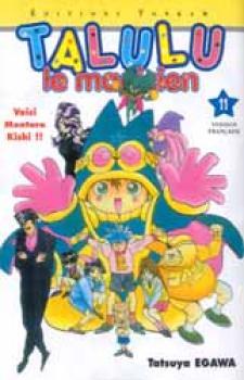 Talulu le magicien tome 11