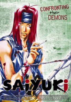 Saiyuki vol 03 Confronting their demons DVD