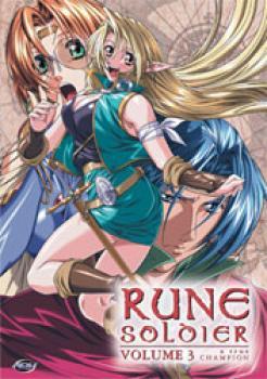 Rune soldier vol 3 A true companion DVD