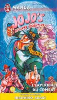 Jojos bizarre adventure tome 16