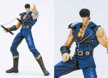Fist of the North star 200X Kenshiro DX Action figure