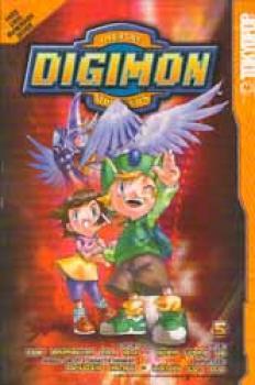 Digimon vol 5 GN