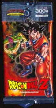 Dragonball Z Trading collection