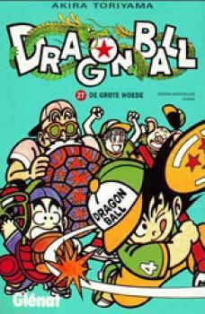 Dragonball boek 27 De grote woede