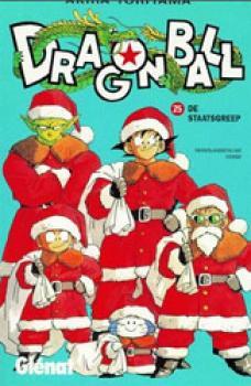 Dragonball boek 25 De staatsgreep