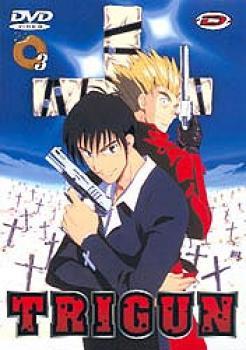Trigun vol 03 DVD PAL NL/FR