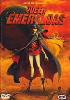 Queen Emeraldas DVD PAL NL/FR