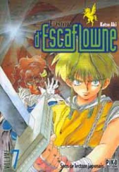 Vision of Escaflowne tome 7