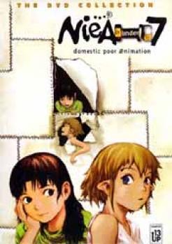 Niea under 7 Box set DVD