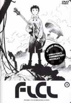 FLCL Furi Kuri vol 3 FLCLimax DVD