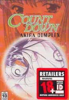Countdown vol 2 Akira saga DVD Subtitled