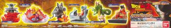 Dragonball Imagination figure capsule toys