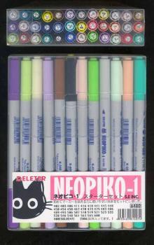 Neopiko Technical set 36 color base set