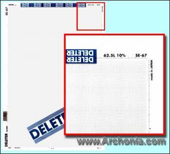 Deleter screen SE-067