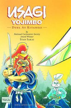 Usagi Yojimbo vol 17 Duel at Kintanoji TP