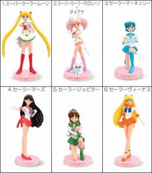 Sailor Moon Candy doll 2 - Case of 60
