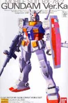 Master Grade Series GUNDAM Model Kit RX-78-2 Ver. Ka