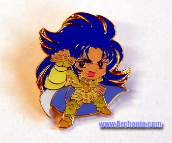 Saint Seiya pin collection 1 random pin