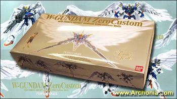 Perfect grade Wing Gundam Zero custom