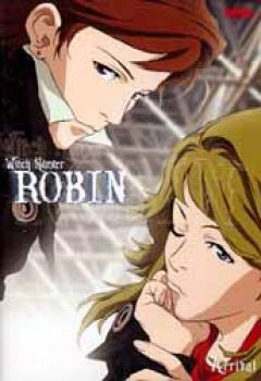 Witch hunter Robin vol 1 DVD