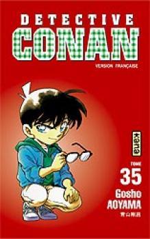 Detective Conan tome 35