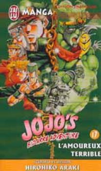 Jojos bizarre adventure tome 17