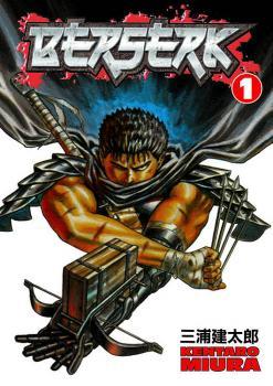 Berserk vol 01 The black swordsman TP