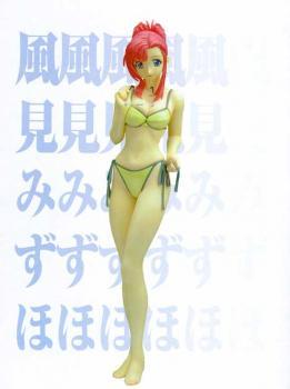 Onegai Please teacher Mizuho swimsuit resin statue