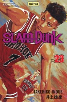 Slam Dunk tome 23