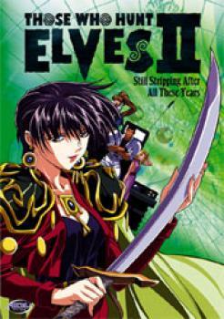 Those who hunt elves Season 2 vol 2 DVD