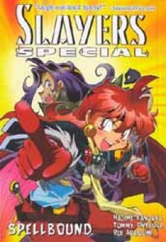 Slayers Special book 4 Spellbound GN