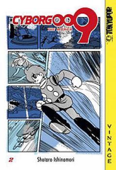 Cyborg 009 vol 02 GN